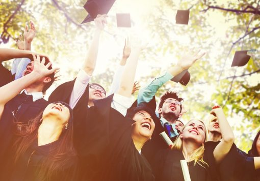 Graduating is about change, and can be frightening as well as exciting. Here are 5 tips if you're graduating to make the transition as smooth as possible.